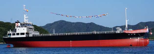 Kawanoe Harbor Transport Co., Ltd. Marine Transportation Business