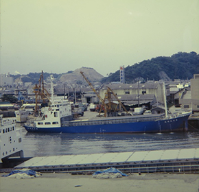 Began construction of a coastal warehouse, and advanced into maritime transport.